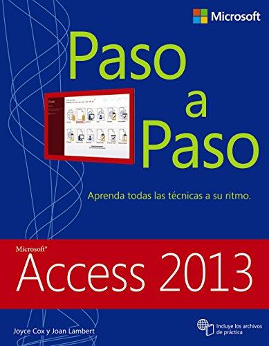 Access 2013 (Paso A Paso)