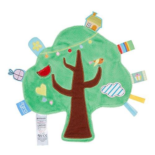 Grobag The Tree House Doudou Plat