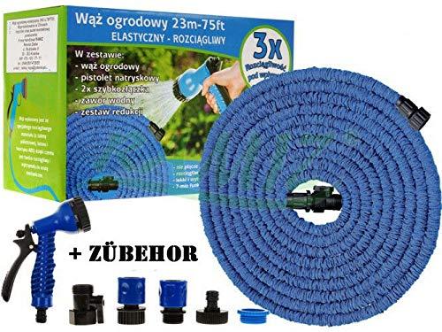 Ramiz Tuyau d'arrosage Extensible Flexible 23m / 75FT