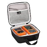 LTGEM EVA Hart Hülle Reise Tragen Tasche für ThermoPro TP20 Digital BBQ Funk Thermometer Wireless
