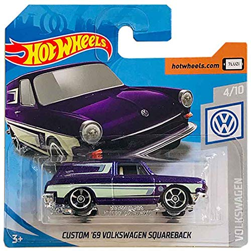 Mattel Cars Hot Wheels Custom