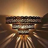Orientalische Messing Wandlampe Daria