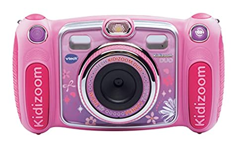 VTech 80-170854 - Digitalkamera - Kidizoom Duo, pink