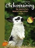 Clickertraining für Kaninchen, Meerschweinchen & Co. (Heimtiere)