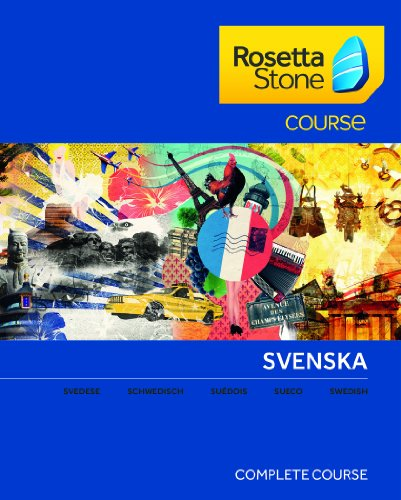 Rosetta Stone Course - Komplettkurs Schwedisch [Download]