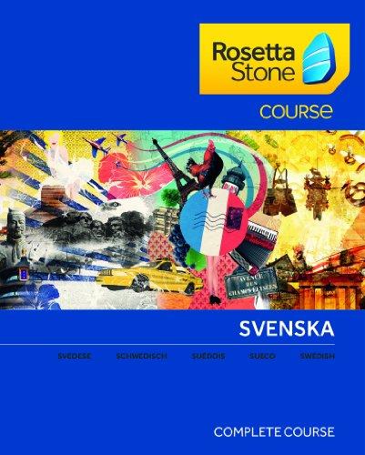 Rosetta Stone Course - Komplettkurs Schwedisch für Mac [Download]