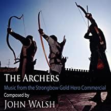The Archers (From the Strongbow Gold Archer Hero Commercial)