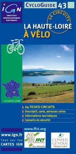 Haute Loire Grand Format Cycloguide