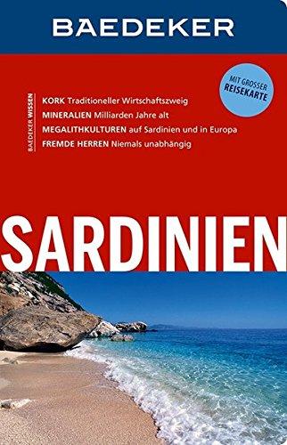 Preisvergleich Produktbild Baedeker Reiseführer Sardinien: mit GROSSER REISEKARTE