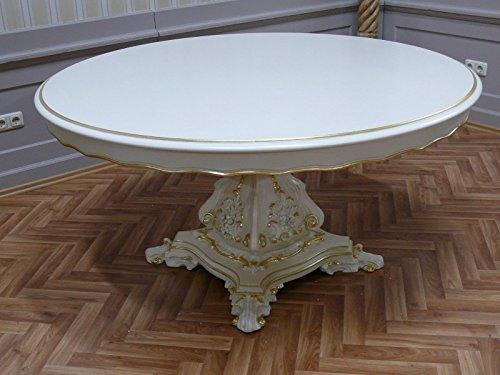 LouisXV Baroque Panneau de Table à Manger Baroque vénitien Vp9934