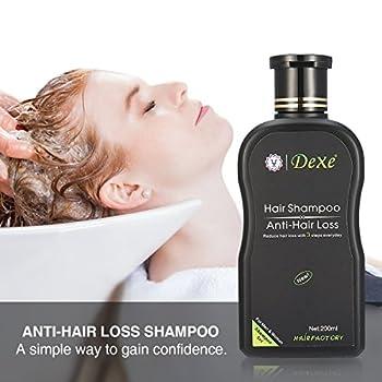Haarshampoo, Binkbangbangda Haarpflege Shampoo Anti - Haarausfall Feuchtigkeitsspendenden öL Kontrollieren Und Die Wiederherstellung Von Haarwuchs Dichten Schnell, Dicker Anti -Haarausfall Produkt 5