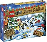 Lego City 7724: Calendario dell'Avvento