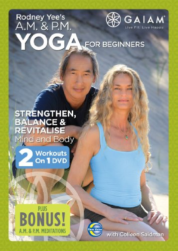 gaiam-rodney-yees-am-pm-yoga-for-beginners-uk-import