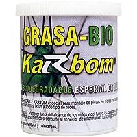 Bompar GRA107 Grasa, Unisex Adulto, Blanco, 70 gr
