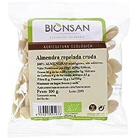 Bionsan Almendra Cruda Repelada - 2 Paquetes de 100 gr - Total: 200 gr
