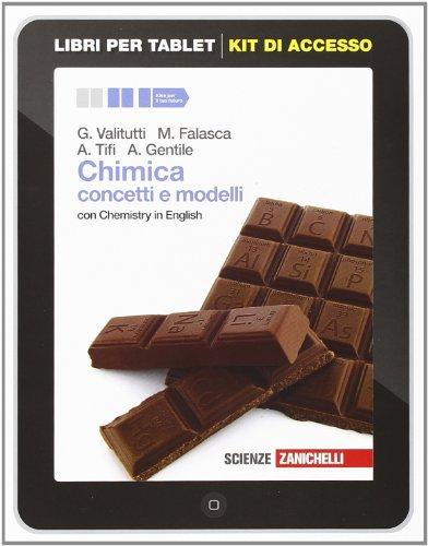 Chimica. Concetti e modelli. Con Chemistry in english. Con e-book. Per le Scuole superiori