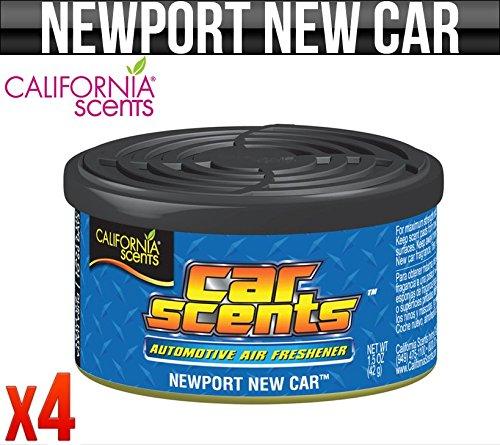 California Durftrichung New Car