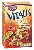 Dr.Oetker Vitalis Knusper Plus Multi-Frucht 450g