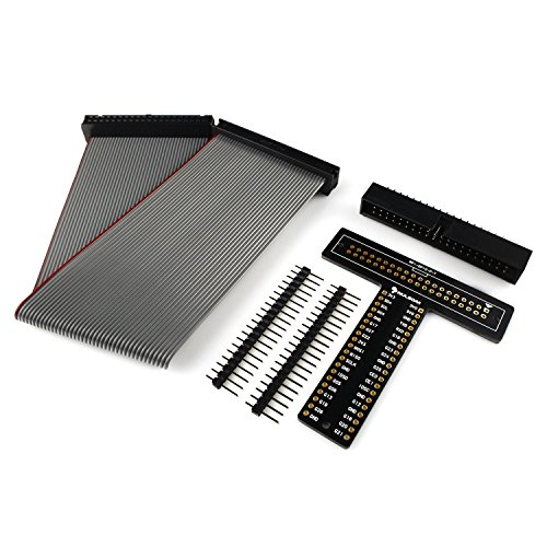 RPi GPIO T-Cobbler Plus Breakout Board Kit with 8