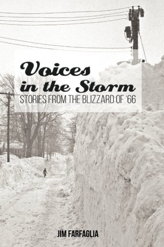 Voices in the Storm: Stories From The Blizzard of '66 by Jim Farfaglia (2015-07-04)