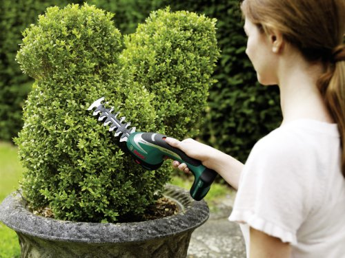 Bosch DIY Akku-Strauch- und Grassscheren-Set - 4