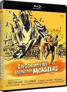 Das Geheimnis des steinernen Monsters [Blu-ray]
