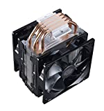 Cooler Master COOLERMASTER Ventilador CPU Hyper 212 LED Turbo (Black Top Cover)