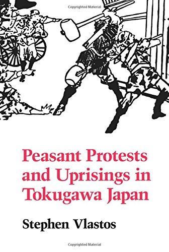 Peasant Protests and Uprisings in Tokugawa Japan