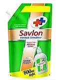 #5: Savlon Herbal Sensitive Pouch - 800 ml