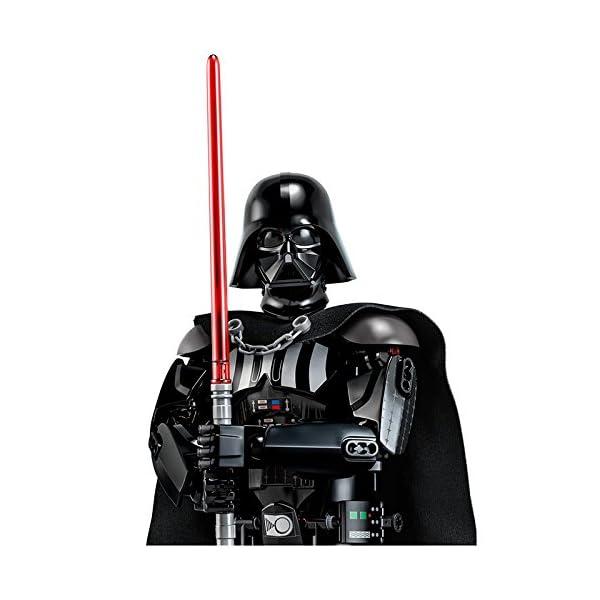 LEGO-Star Wars con structionDarth Vader, Multicolore, 75534 3 spesavip