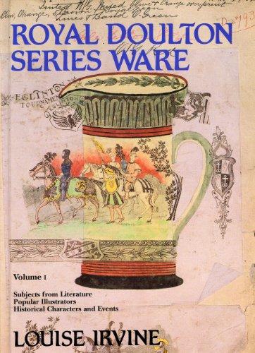 Royal Doulton Series Ware -
