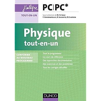 Physique tout-en-un PC-PC* - nouveau programme 2014