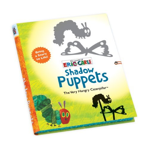 Eric Carle the Very Hungry Caterpillar Shadow Puppets Preisvergleich