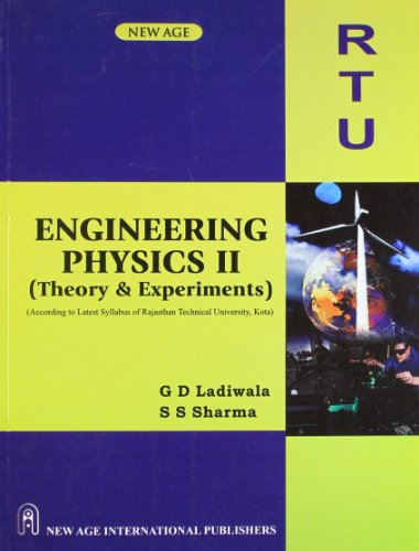 Engineering Physics-II (Theory & Experiments) (RTU)