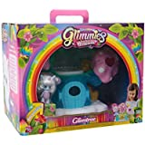 Giochi Preziosi - Glimmies Rainbow Friends Glimtree con Mini Doll Esclusiva