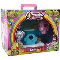 Giochi Preziosi Glimmies Rainbow Friends Glimtree con Mini Doll Esclusiva