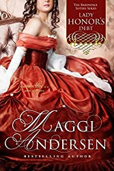 Lady Honor's Debt: (The Baxendale Sisters) (The Baxendale Sisters Series Book 1)