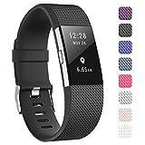 Fitbit Charge 2 Armband, Fundro Weiches Verstellbare Silikon Bewertung und Vergleich