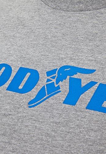 Goodyear Goodyear Logo T-Shirt marl grey