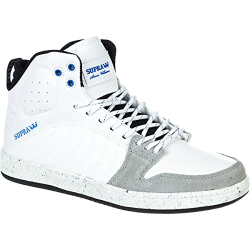 Supra S1W Schuh (white-grey/black-royal)) WhiGrey