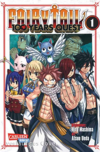 Fairy Tail – 100 Years Quest 1