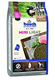 Bosch Hundefutter Mini Light, 5er Pack (5 x 1 kg)