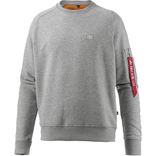 Alpha Industries X-Fit Sweatshirt Grau XL -