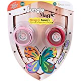 Jungle Magic Mosquito Banditz - Butterfly Shield (Pack Of 2)