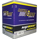 #6: Royal Purple Royal Purple 06757 Max-Boost Octane Booster & Stabilizer - 16oz Bottle Case of 6