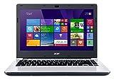 Acer Aspire E5-471 PC portable 14' Blanc (Intel Core i3, 4 Go de RAM, disque dur 500 Go, Windows 8.1)