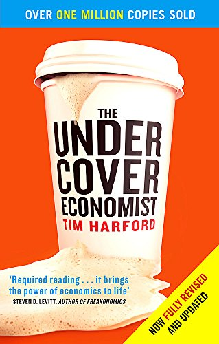 The Undercover Economist por Tim Harford