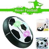 Air Power Fußball,CELLSTAR Hover Ball Children Air Power Soccer Disc,Indoor Fußball mit Schaum Stoßfänger und Farb LED .Beste Weihnachtsgeschenk für Kinder