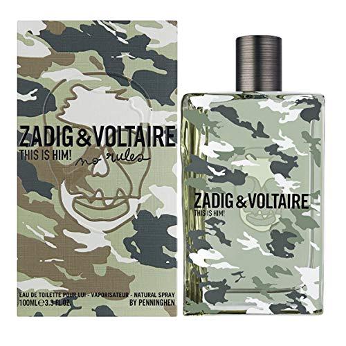 Zadig & Voltaire 57972 This Is Him! Eau Toilette