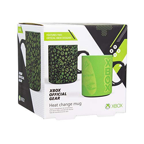 Paladone Thermosensible, Xbox